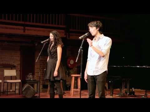 """Sarah Kay & Phil Kaye """"When Love Arrives"""""""