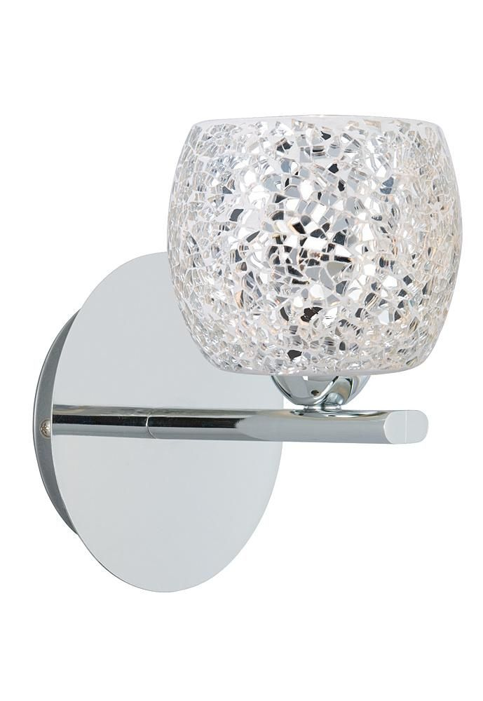 Best  ART DECO ACCESSORIES  Images On Pinterest Art - Silver crackle glass bathroom accessories