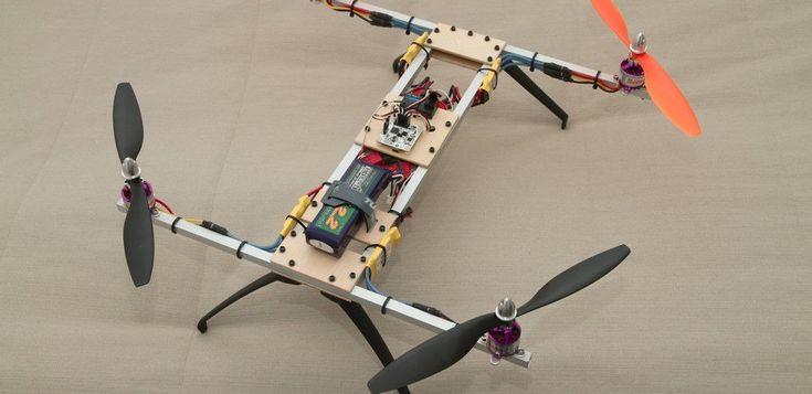 Arduino Quadcopter DIY Project