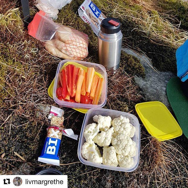 #Repost @livmargrethe with @get_repost  Uten god mat og drikke ....på tur  #reiseliv #reisetips