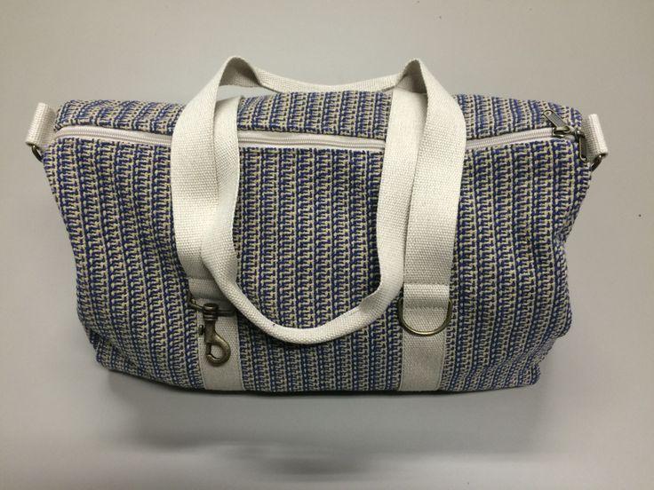 5 - medium boat bag - L50cm X H45cm - natural cotton