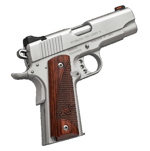 Kimber America | Stainless Pro Carry II 9mm