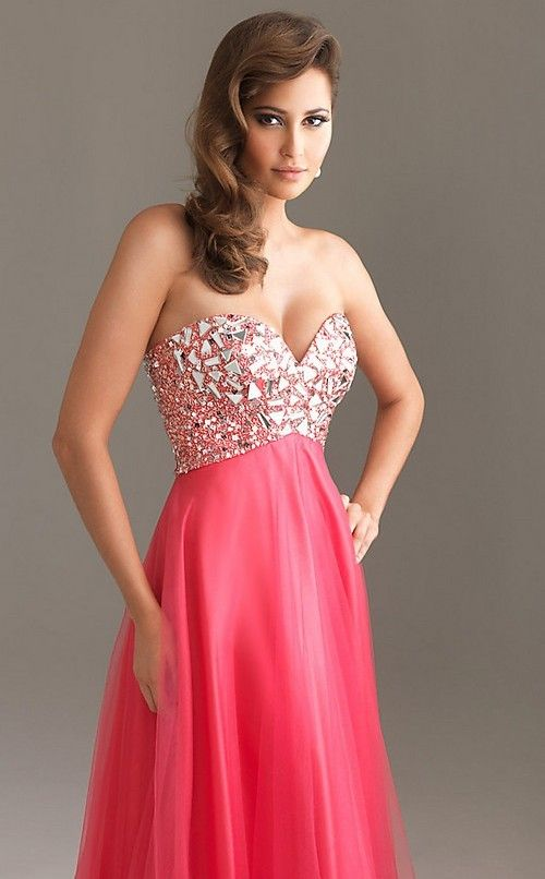 127 best Prom Dress images on Pinterest | Abendkleid, Abendkleider ...