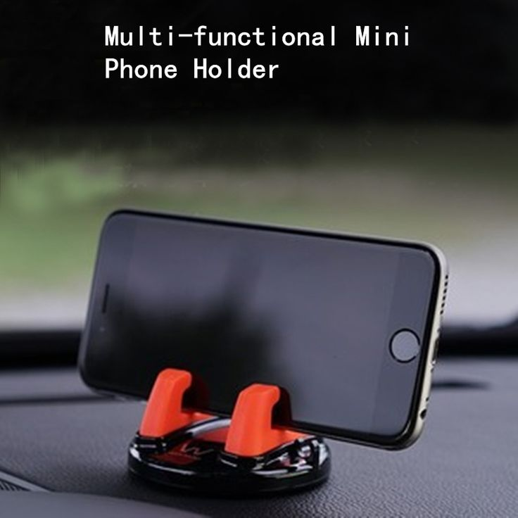 Soft Silicone Mobile Phone Holder Car Dashboard GPS Desktop Stand Bracket for iPhone 5s 6 7 Samsung Tablet GPS Holder