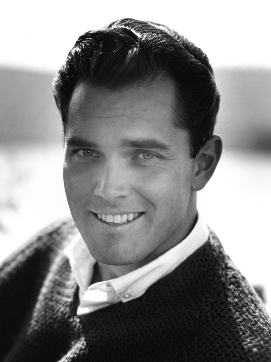 "Jeffrey Hunter aka (Henry Herman McKinnies, Jr.) (1926 - 1969) American Film and TV Actor- Know for: ""King of Kings"" 1961, ""The Searchers"" 1956 - Passed at 42 -  ""Requiescant in Pace"""