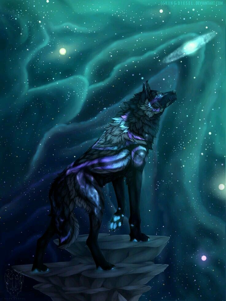 Pin By Natur Lover On Wolf Art Alpha Fantasy Wolf Spirit Animal Mythical Creatures Art Wolf Art Fantasy