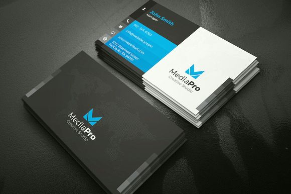 101 best business cards images on pinterest name cards visit modern creative business card templates business card template for both corporate business and personal usefeatures fully editable by made by arslan reheart Images