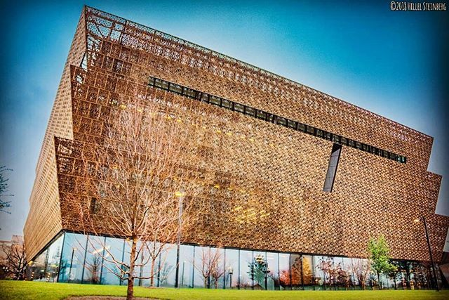 The National Museum Of African American History And Culture In Dc