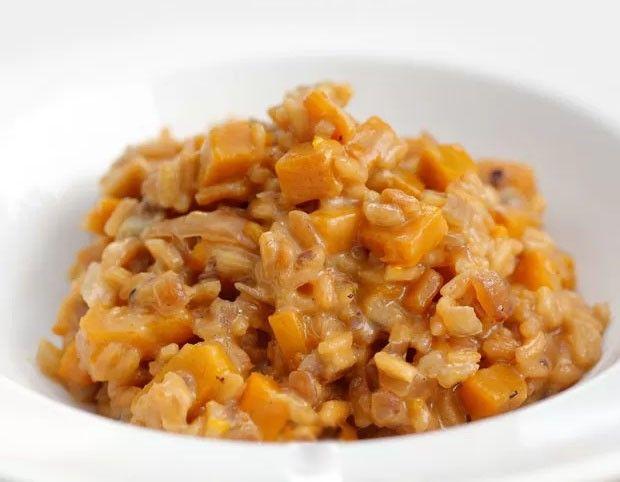 Receita de risoto de abóbora (Foto: Divulgação)