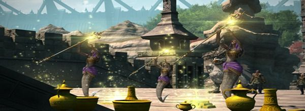 FFXIV: Beast Tribe Quest and Feast in Patch 4.2