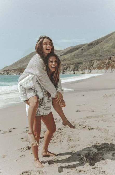 Photography Ideas Beach Friends Bffs 69+ Ideas – LIft and Carry FF