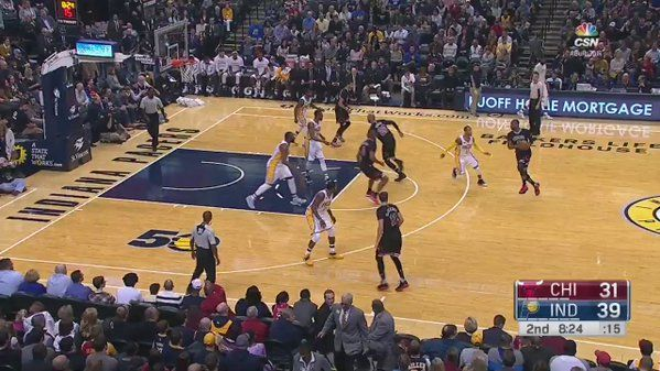 Bulls vs. Pacers - Game Summary - December 30, 2016 - ESPN