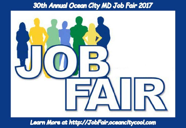 31st Annual OC Job Fair | March 2017 Events Ocean City MD