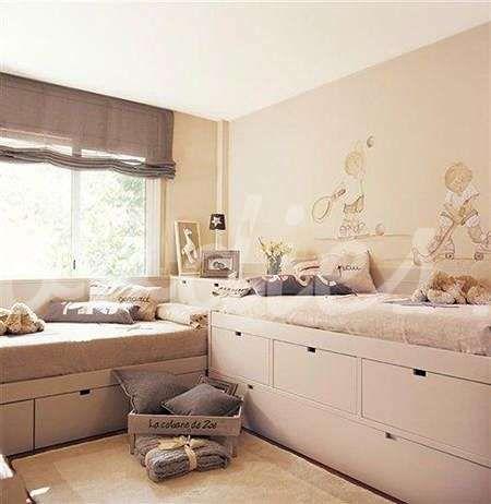 Mejores 8 im genes de camas con almacenaje inspiraci n for Camas con almacenaje
