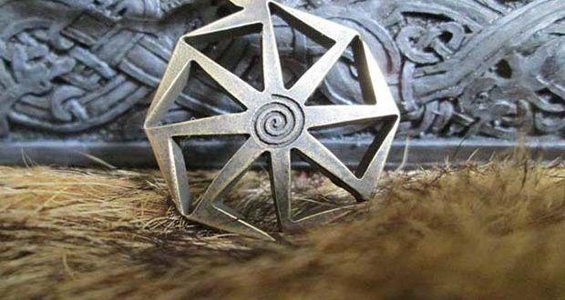 Swarzyca / Kołowrót – znaczenie symbolu
