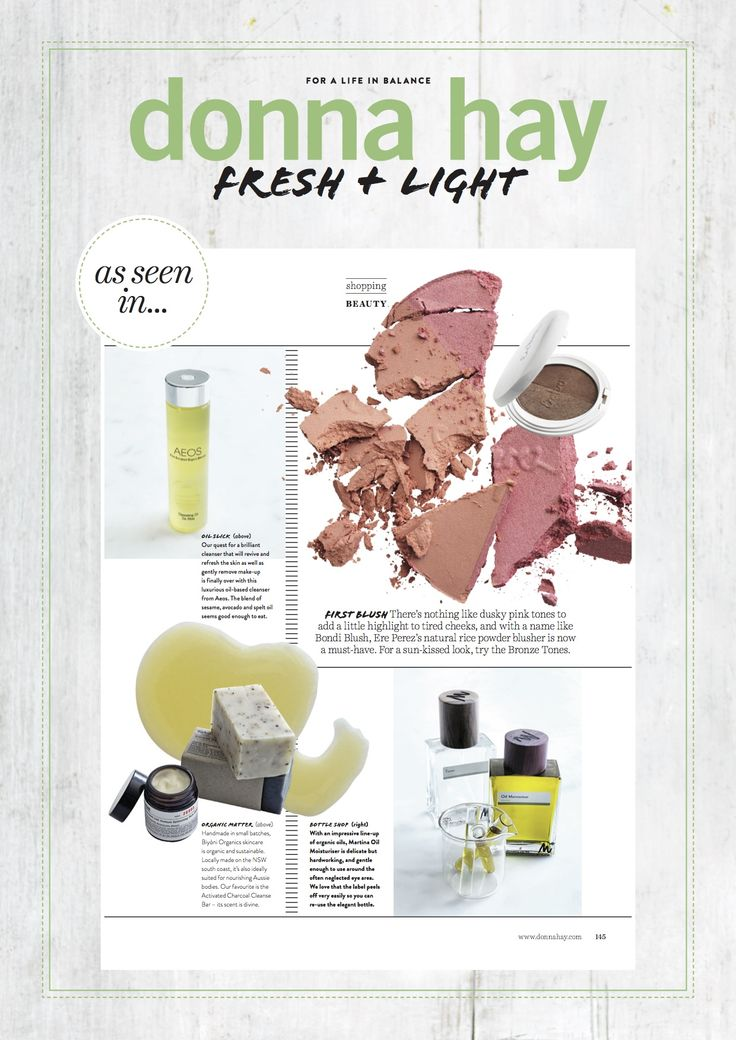 Donna Hay - Fresh + Light edition