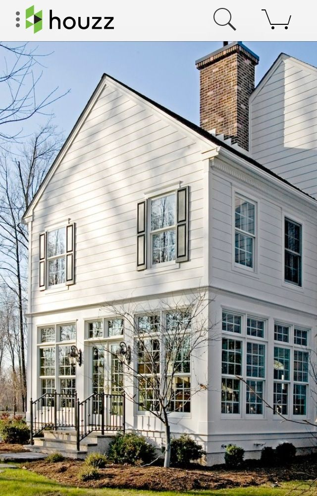 72 best curb appeal images on pinterest its you for Second story addition plans
