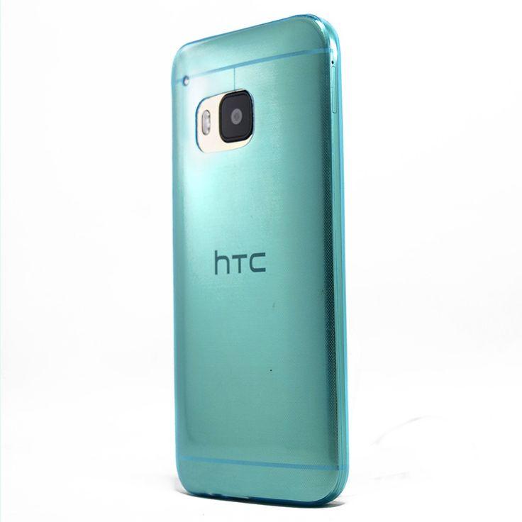 Mobilce | HTC M9 0,2 MM MAVI Mobilce | Cep Telefonu Kılıfı ve Aksesuarları