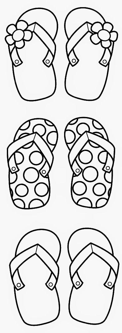 Cris Mandarini: Riscos de calçados