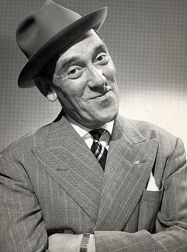 Actor Tommy Trinder