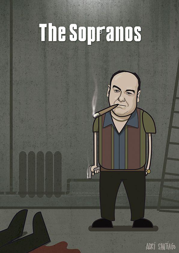 """""""Los Sopranos"""""""