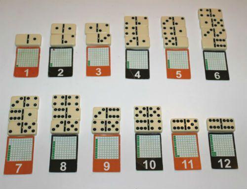 Палочки Кюизенера, плашки домино, Лего - все это математика. Математические игры для детей.