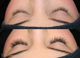 NOUVEAU EYELASHES are superb quality, semi-permanent lash extensions. Soft and curved, they are designed just like natural lashes and are applied individually to each lash for a striking and defined result.
