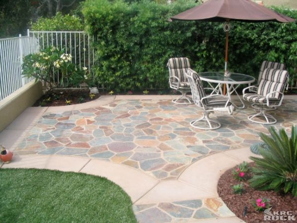 17 best images about diy pavers on pinterest fire pits Flagstone pavers around pool