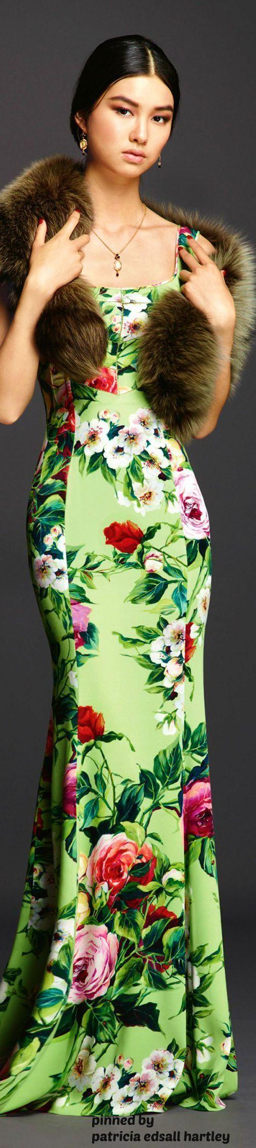 Dolce & Gabbana - Summer 2016 Collection Sera