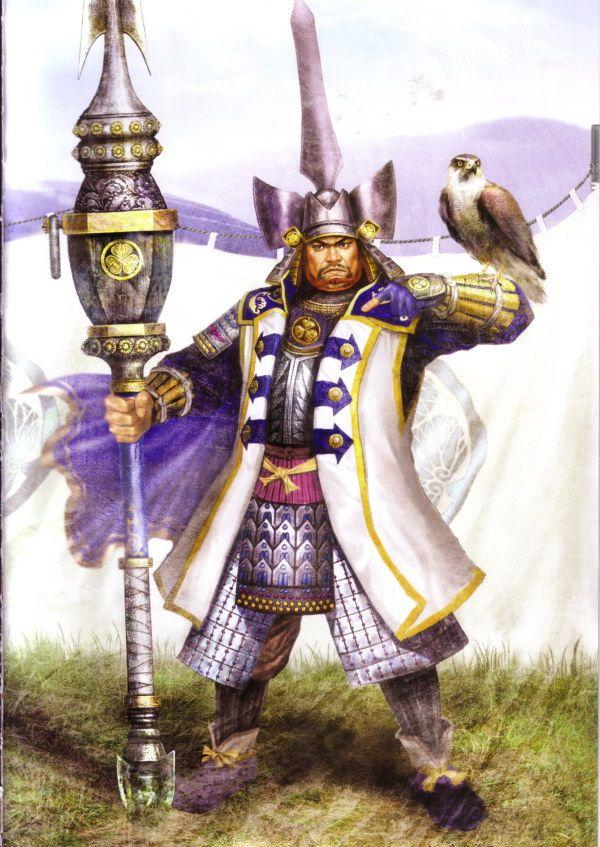 Shimazu Yoshihiro - Samurai Warriors 2