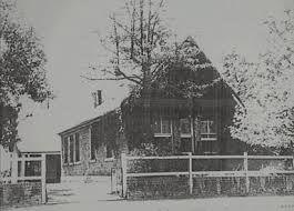 Historical photo of Springwood Public School, Springwood, NSW (ve)