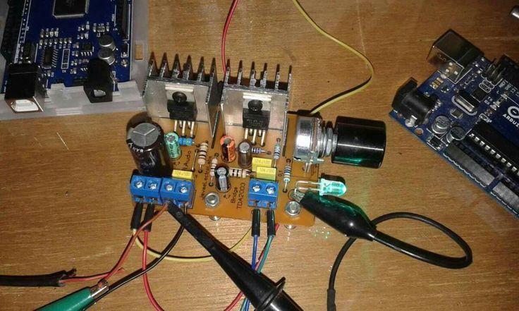 Best 20W TDA 2003 Amplifier Kit