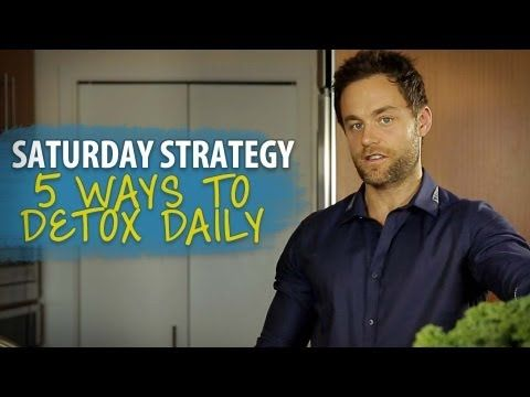 5 Ways To Detox Daily - Juicing Recipe