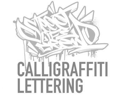 diseño de tipografias y letras urbanas