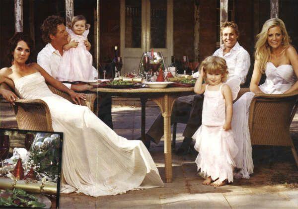 Cast of Mcleods Daughters