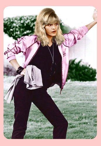 grease 2 stephanie pink ladies jacket - Google Search