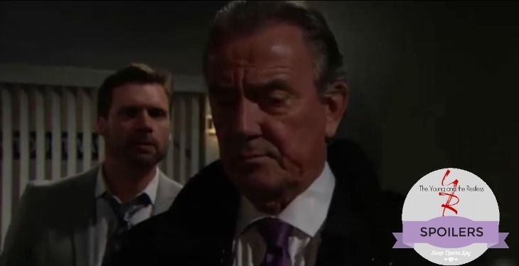 Victor (Eric Braeden) was genuinely trying to be a better man on 'The Young and the Restless'. But Nick (Joshua Morrow) came to believe that his dad's personality change was just a cover story after realizing that he'd recruited Chloe (Elizabeth Hendrickson) to frame Adam (Justin Hartley) last year.