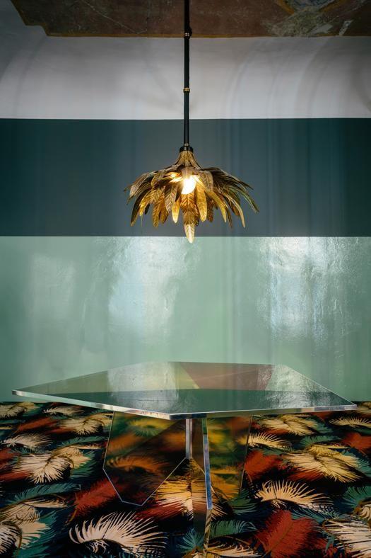 Interior by Emiliano Salci & Britt Moran - exhibition at Salone del Mobile, Milan 2015.