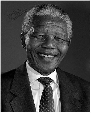 Jürgen SCHADEBERG :: Mandela portrait, South Africa,1994