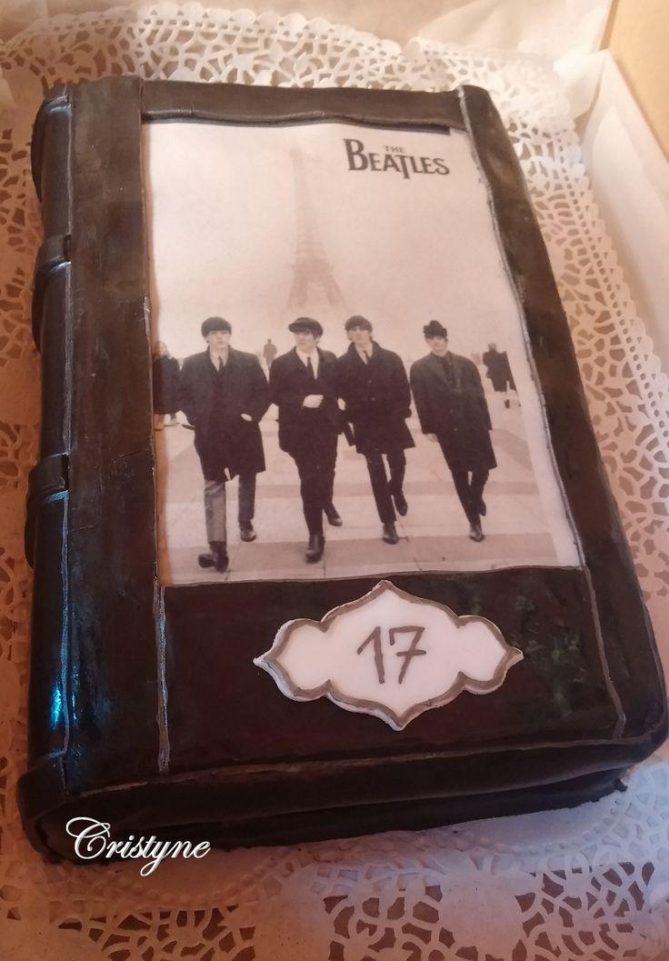 Beatles cake 3.