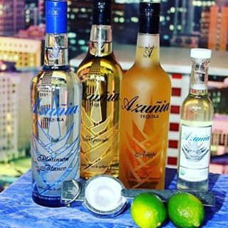 Classic @azuniatequila. Watch for new Azunia #tequila reviews coming in 2017! Last Tequila Standing #realityshow
