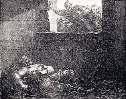 Image result for ragnar death