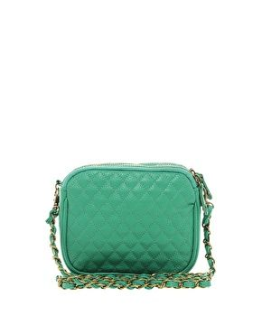 Pieces Gia Cross Over Chain Bag