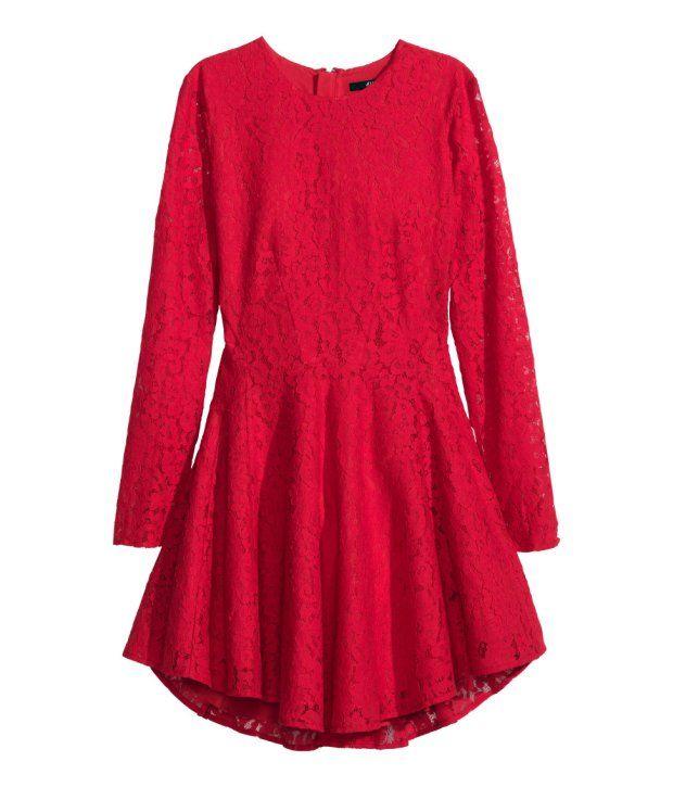 Zdjęcie nr 21 w galerii - Czerwone ubrania i dodatki na jesień