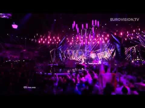 Krista Siegfrids - Marry Me (Finland) - LIVE - 2013 Semi-Final (2)