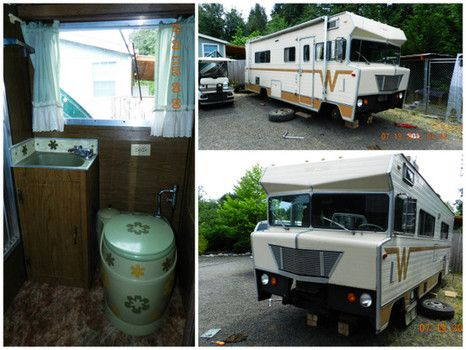 16 Best Rvs Images On Pinterest Campers Caravan And
