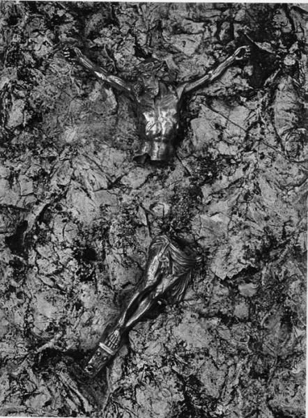 Galerie VU - Christer Strömholm series Golgotha, Jésus-Christ, 1987