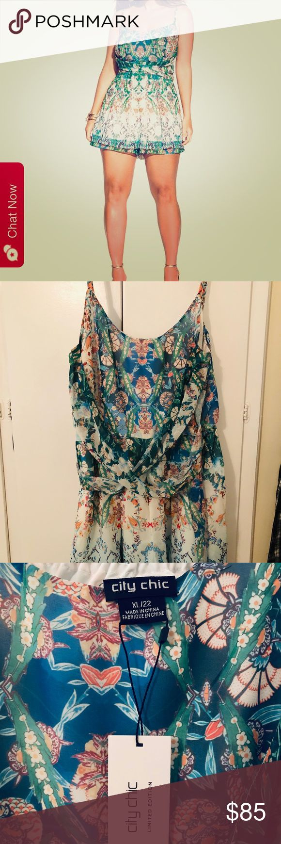 🔥PRICE LOWERED🔥😻 NWT City Chic Istanbul R…