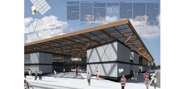 centro cultural de paraty | apiacás arquitetos