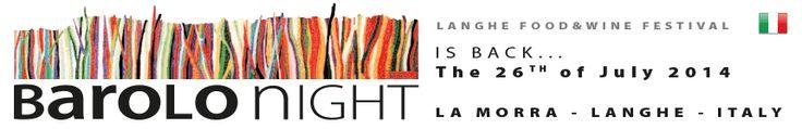 Barolo Night | Langa Food&Wine Festival | La Morra